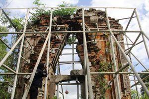 Phật viện lớn nhất Đông Nam Á ở Quảng Nam hư hỏng nghiêm trọng
