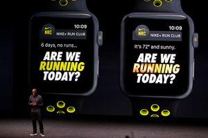 Nike ra mắt loạt dây đeo mới cho Apple Watch