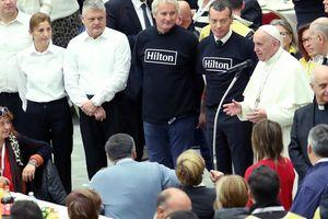 Giáo hoàng Francis: số ít người giàu thụ hưởng những thứ 'lẽ ra thuộc về mọi người'