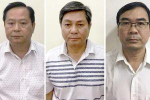 Bắt tạm giam cựu Phó chủ tịch UBND TP.HCM Nguyễn Hữu Tín và 2 người liên quan Vũ 'nhôm'