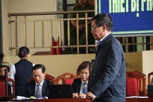 Bị cáo Phan Văn Vĩnh tỏ ra day dứt, thấm thía
