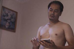 Bố dượng 'Quỳnh búp bê' tiết lộ bị nhắn tin chửi bới bệnh hoạn