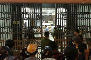 Cướp tiệm vàng táo tợn ở Quảng Nam