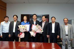 PVN trao quyết định bổ nhiệm lãnh đạo các Ban chuyên môn
