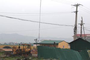 Nghệ An: Ai 'bật đèn xanh' cho chủ đầu tư tiến hành xây dựng khi chưa hoàn thiện thủ tục?