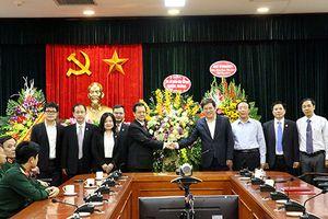 TANDTC chúc mừng Học viện Chính trị Quốc gia Hồ Chí Minh nhân Ngày Nhà giáo Việt Nam