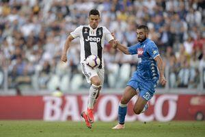 Lịch thi đấu của Juventus mùa giải 2018-2019