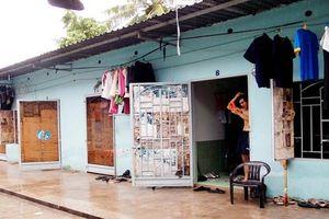 Sinh viên băn khoăn vì giá điện nước nhà trọ quá cao