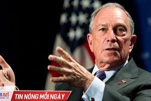 Món quà 'khủng' tỷ phú Michael Bloomberg tặng cho trường học cũ