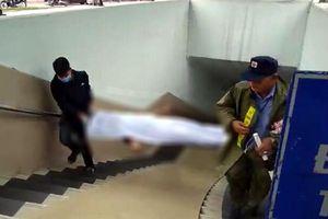 Phát hiện thi thể nam thanh niên lạnh cứng dưới hầm đi bộ Kim Liên