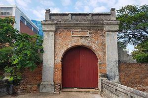 Đà Nẵng: Bí ẩn cổng thành phía Nam di tích quốc gia đặc biệt Thành Điện Hải