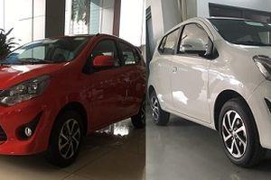Dù bán rất chạy ngay từ khi ra mắt nhưng Toyota Wigo vẫn bị 'ném đá'