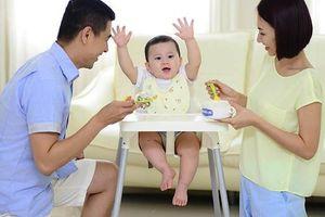 Mẹ không biết, bé càng được thúc đẩy phát triển vị giác sớm càng thông minh và khỏe mạnh