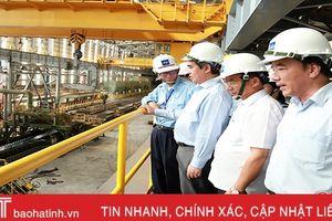 Formosa cùng các DN cần phát triển công nghiệp hậu thép tại KKT Vũng Áng