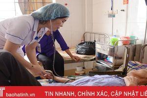 Giành giật sự sống với bệnh ung thư ở Hà Tĩnh