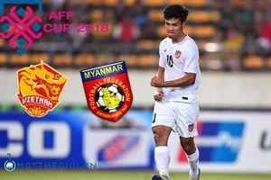 HLV tuyển Myanmar muốn thắng Việt Nam để rộng đường vào bán kết