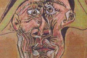 Đã tìm thấy bức tranh Tête d'Arlequin của danh họa Picasso sau 'vụ trộm thế kỷ'
