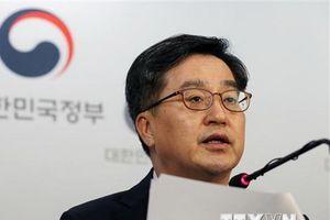 Quan chức cấp cao Hàn-Trung thảo luận thúc đẩy mối quan hệ kinh tế