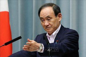 Nhật Bản bày tỏ quan ngại về căng thẳng giữa Mỹ và Trung Quốc