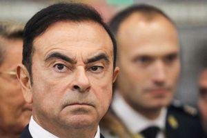 Tiết lộ lý do khiến Chủ tịch Nissan Motor bị bắt