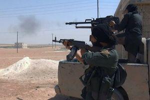 Khủng bố động binh, chuẩn bị tấn công tổng lực nhằm vào quân đội Syria ở vùng đệm