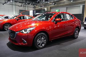 Mazda2 2018 nhập khẩu nguyên chiếc từ Thái Lan sắp 'cập bến' thị trường Việt