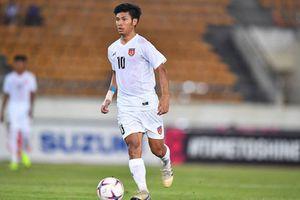 'Nội soi' Myanmar: 5 trong 7 bàn thắng ghi được từ 'quà biếu' của đối thủ