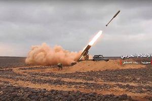Cận cảnh quân đội Syria giải phóng các cao điểm núi lửa Al-Safa, Sweida