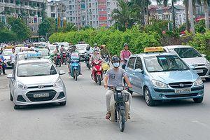 Taxi Hà Nội sẽ được quản theo vùng, khoác 3 'màu áo'