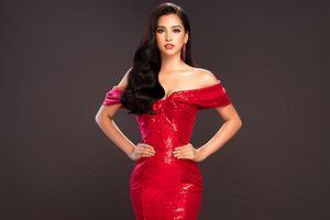 Cận cảnh bốn bộ đầm dạ hội Tiểu Vy mang đến Miss World 2018