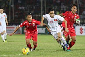 Myanmar là bại tướng… quen thuộc của đội tuyển Việt Nam tại AFF Cup