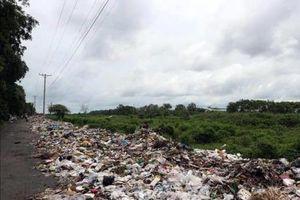 Đồng Nai khó giảm tỷ lệ rác chôn lấp