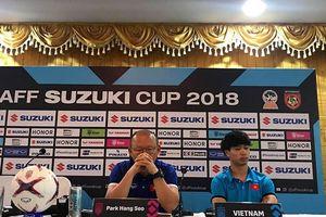 HLV Park Hang Seo thừa nhận trận gặp Myanmar sẽ hết sức khó khăn