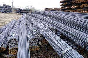 Tiêu thụ chậm, giá thép xây dựng giảm tới 150.000 đồng/tấn