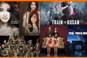 List phim kinh dị Hàn Quốc khiến bạn ám ảnh khó quên