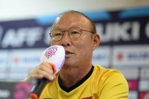HLV Park Hang Seo nói một câu khiến NHM Việt Nam thờ phào