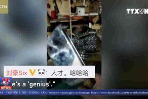 Chàng trai Trung Quốc và những phát minh điên rồ