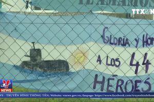 Argentina để quốc tang 3 ngày tưởng nhớ thủy thủ đoàn ARA San Juan