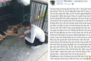 Kể chuyện thất hứa với chú chó lạ, thanh niên bị dân mạng soi ra ẩn ý trong câu kết