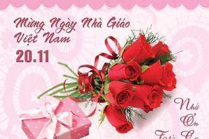 Bài thơ chúc mừng ngày Nhà giáo Việt Nam: EM & TÔI