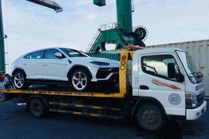 Siêu SUV Lamborghini Urus đầu tiên về Việt Nam xuất hiện tại TP.HCM
