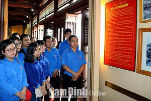Nam Định: Xuân Trường phát huy hiệu quả các di tích lịch sử - văn hóa trong giáo dục truyền thống