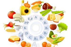 Phụ nữ và các loại vitamin không thể thiếu
