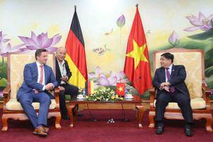 Doanh nghiệp bang Saxony, CHLB Đức mong muốn tìm kiếm cơ hội đầu tư tại Việt Nam