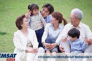 Tiêu chuẩn mới về Gia đình văn hóa, Khu dân cư văn hóa