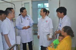 Hơn 200 trẻ bị ngộ độc ở Hà Nội do thức ăn nhiễm khuẩn Salmonella