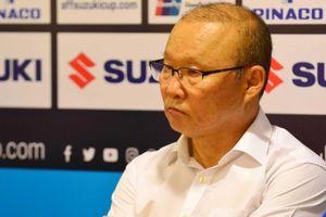 HLV Park Hang Seo thừa nhận Myanmar rất 'khó chơi'