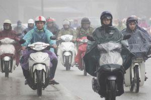 Dự báo thời tiết ngày mai 20/11: Bắc Trung Bộ có mưa, mưa rào và có nơi có dông
