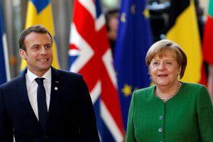 Tổng thống Pháp kêu gọi hình thành liên minh Pháp - Đức mới