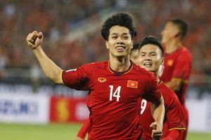 Công Phượng: Đá sân khách rất khó khăn, tuyển Việt Nam cố gắng có điểm